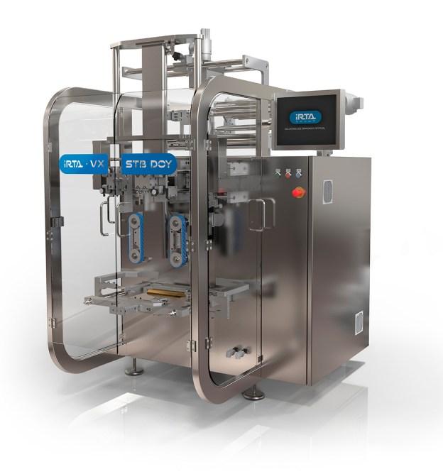 Máquina envasadora multiformato VX STB DOY (VFFS)