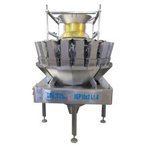 Multi-head weigher IGP10-25