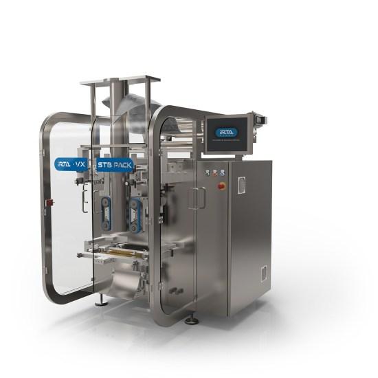 Máquina envasadora multiformato Irta VX STB PACK