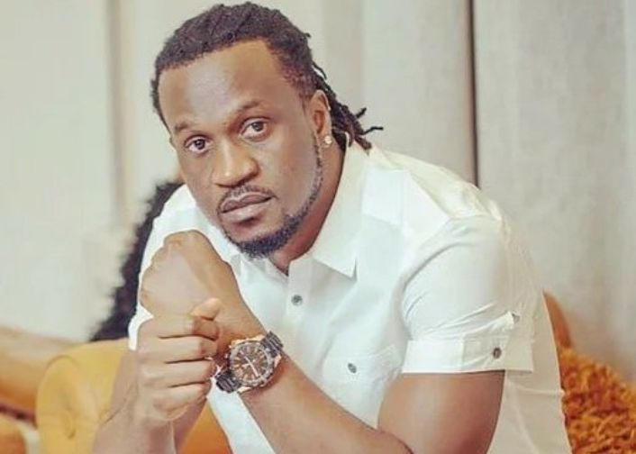 Is Paul Okoye (P Square) A Wife Beater?
