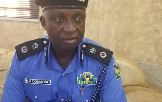 Lagos Police CP Speaks On Baba Ijesha Sexual Assault Allegation