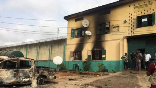 FG Willing To Grant Amnesty To Inmates Who Voluntarily Returned To Imo Prison