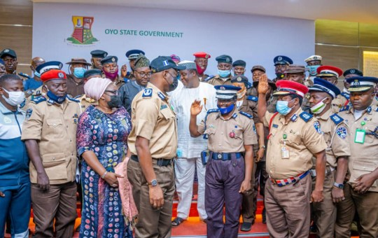 Man O'War Opeatives To Be Deployed To Schools In Oyo Over Insecurity
