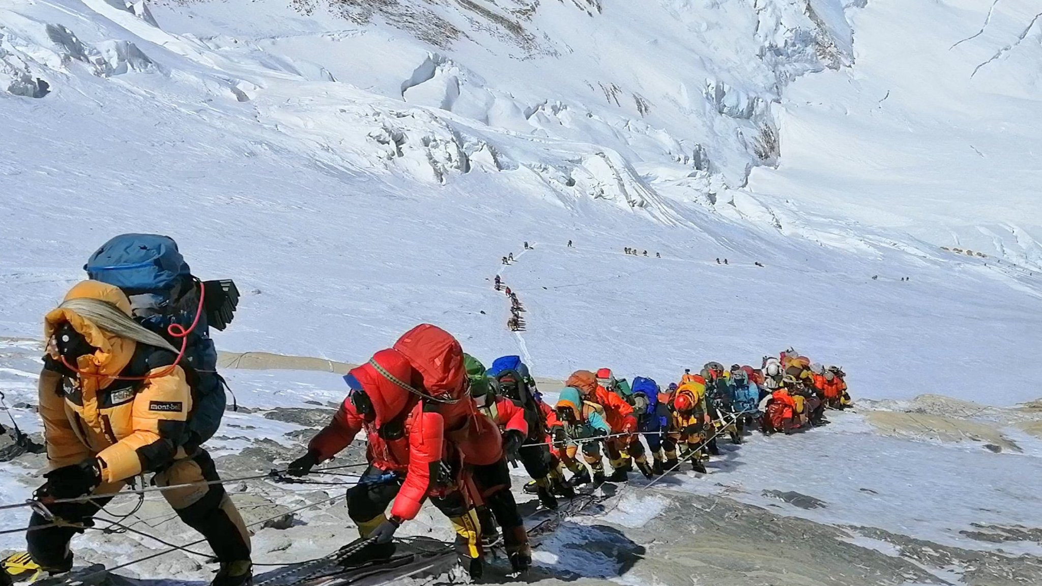 Covid-19: Mount Everest Climbers Test Positive