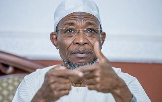 Insecurity Will Soon Be A Thing Of The Past - Rauf Aregbesola