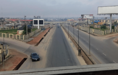 Anambra Residents Comply With IPOB's Sit-At-Home Order (Photos)