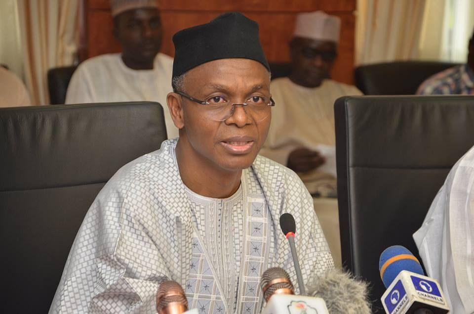 El-Rufai Vows To Dismiss All Kaduna Workers Who Join NLC Protest