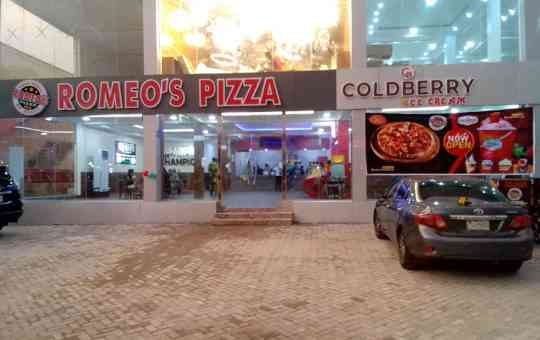 Abuja Residents Commend Romeo's Pizza And Coldberry Ice Cream
