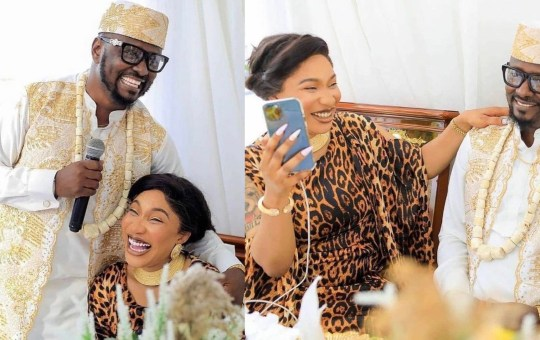 Prince Kpokpogri Speaks Up After His Breakup From Tonto Dikeh