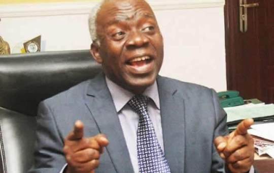 Restrain Police From Disrupting Planned #EndSARS Protest - Falana Urges Buhari