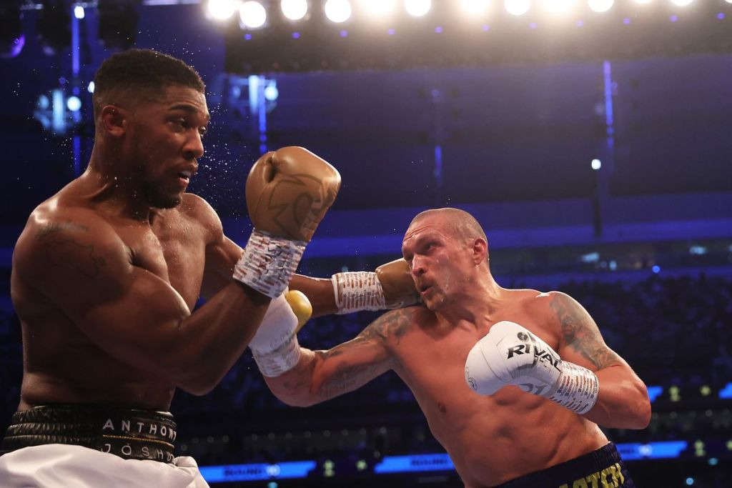 English Manager Tells Anthony Joshua Not To Have A Rematch With Oleksandr Usyk