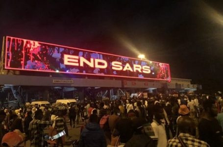 #EndSARS: Activist Faults Lagos Police, Insists Protest Must Hold In Lagos