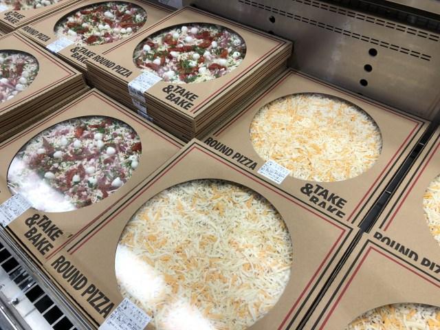 コストコ入間のピザ