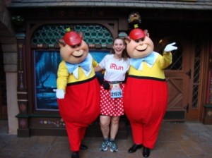 ...the Tweedles (Dee and Dum)...
