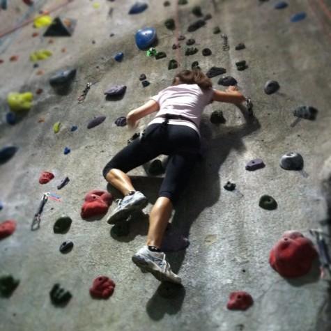 woman-rock-climbing