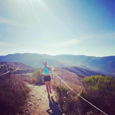Kym B. – Sobriety Date: May 29, 1997, Ultrarunner, English Professor/College Planner