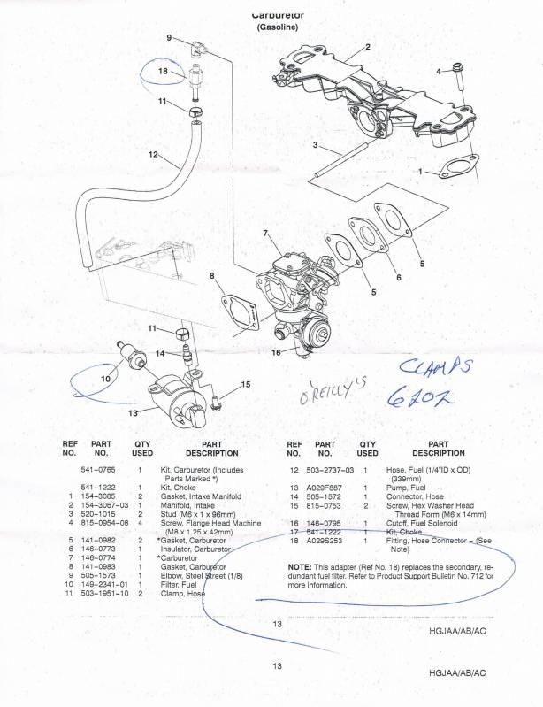 Onan Hgjab Generator Wiring Diagram. . Wiring Diagram