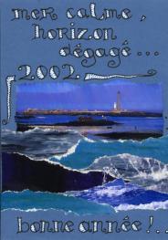 mer calme...phare île vierge