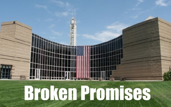 Irvine Mayor and 3 Members of City Council Break Their Promise to Veterans & Irvine Residents