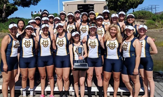 UCI Women's Rowing Team