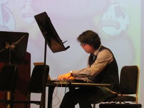 Meet Edward Park, Professor of Music at IVC & Chapman University
