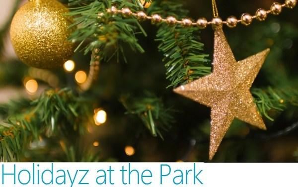 Holidayz at the Park:  November 23-December 31