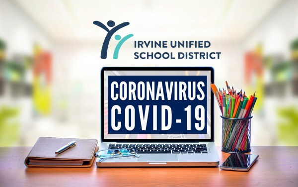 IUSD Launches Webpage With Latest List of COVID Cases in Irvine Schools