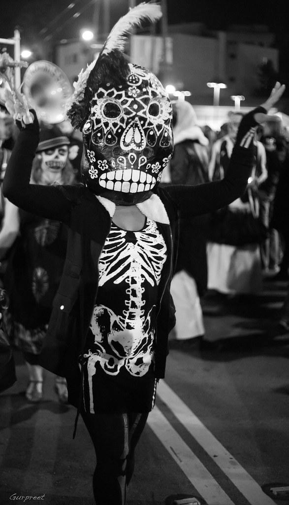 Dia de los Muertos Celebration.