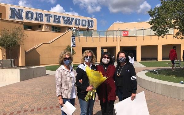 Northwood High School Principal Receives Prestigious Award for Administrator Excellence