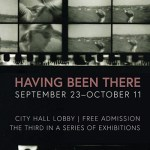 Art Exhibition: Having Been There