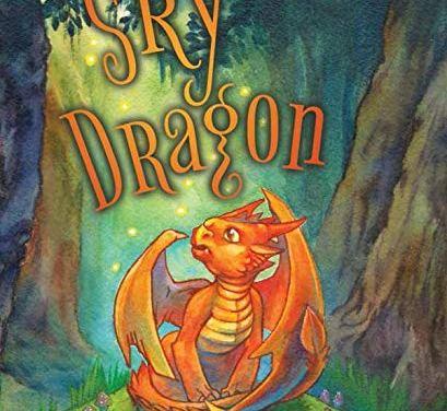 Irvine Educator's New Children's Book:  Sky Dragon