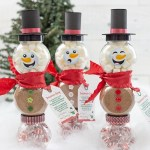 December 8th: Learn How to Make a Hot Cocoa Snowman Jar