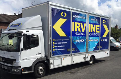 Removal Companies Northern Ireland