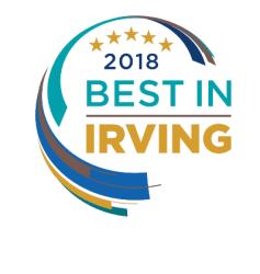 2018 Best in Irving