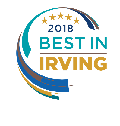 2018 Best in Irving