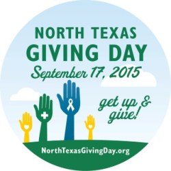 NTX Giving Day 2015