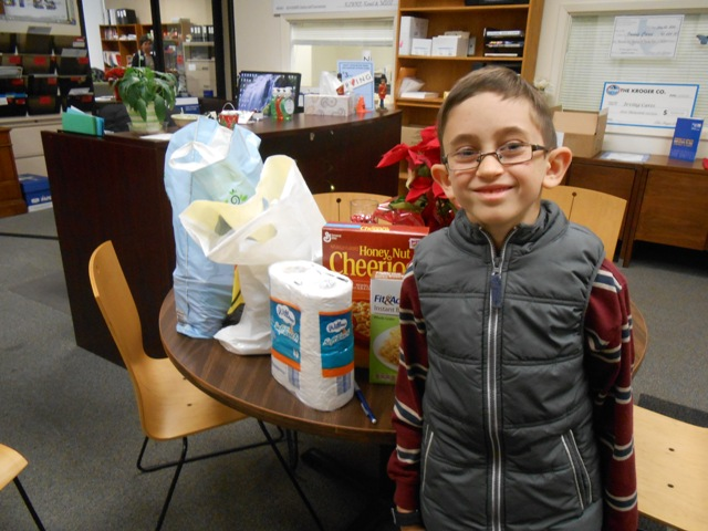 Irving Cares Food Pantry