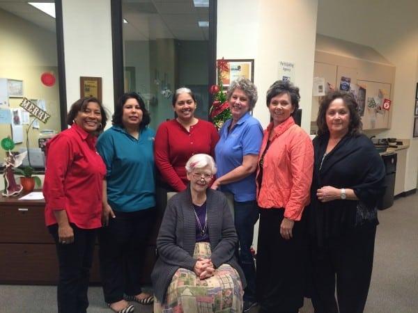 Irving Cares staff Christmas 2015 (2)
