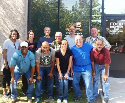Pioneer Natural Resources Volunteers on 102816