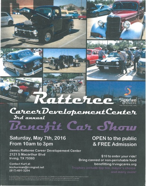 Ratteree Car Show 050716