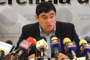 Foto: Archivo  El fiscal de Guerrero, Iñaki Blanco, dejo la SEIDO