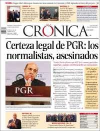 CRONICA 28 ENERO