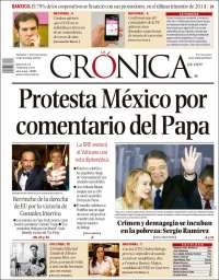 CRONICA 24 FEB