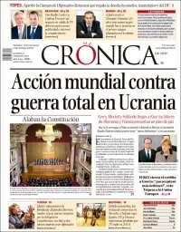 cronica 6 feb