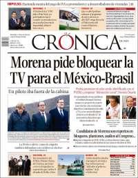 CRONICA 26 MARZO