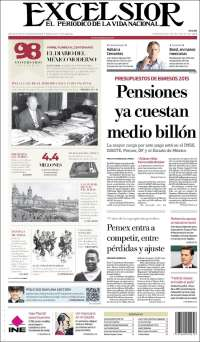EXCELSIOR 18 MARZO
