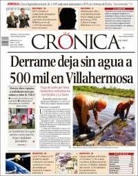 CRONICA 15 ABRIL