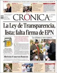 CRONICA 17 ABRIL