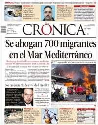 CRONICA 20 ABRIL