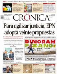 CRONICA 28 ABRIL